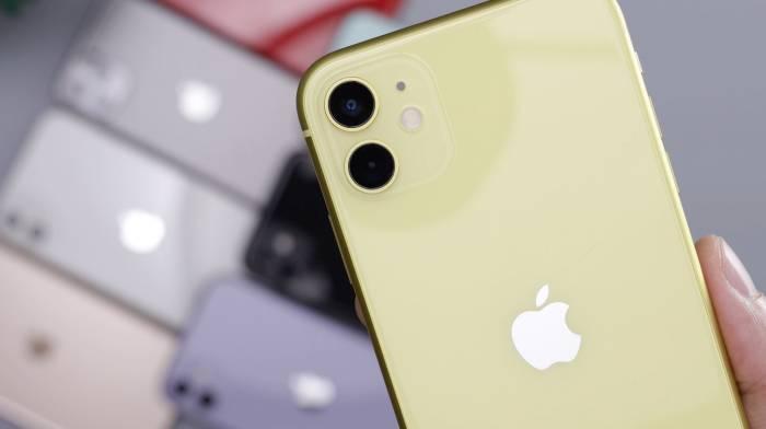 Smartphone iPhone 11 buatan Apple