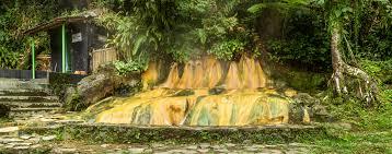 Pancuran Pitu, Baturaden, Banyumas, Jawa Timur
