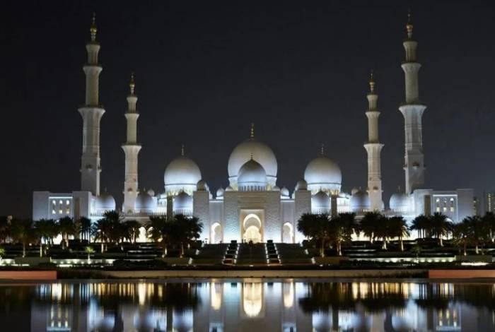 Unik, Perhiasan Ini Terinspirasi dari Bangunan Masjid Agung di Uni Emirat Arab