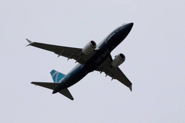 Boeing, Pesawat Boeing 737 MAX, uji penerbangan pesawat Boeing, Seattle, Boeing 737 MAX