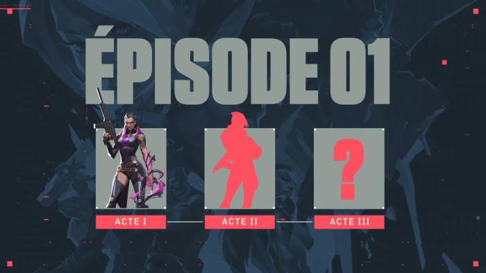 Valorant Episode 1 Agent