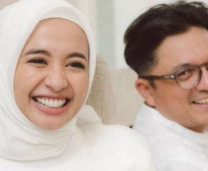 Potret Kenangan Laudya Cynthia Bella Bersama Engku Emran dan Aleesya Sebelum Bercerai