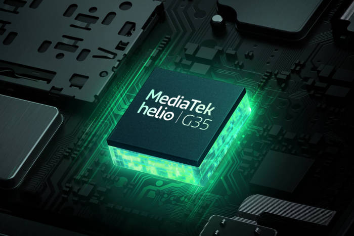 Chipset MediaTek Helio G35