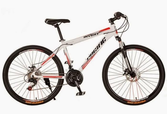 rekomendasi sepeda gunung terbaik Pacific Revolt 3.0 21 Speed