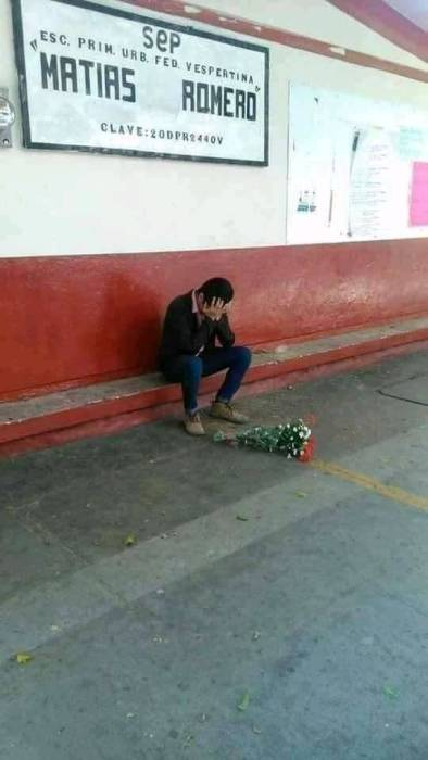 Sedih saat cinta ditolak