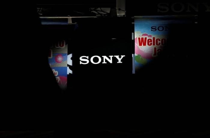 Foto logo perusahaan Sony