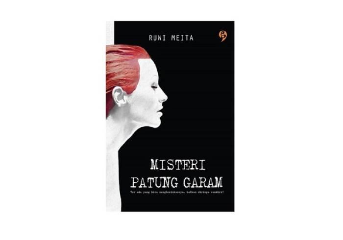 Novel Kriminal Misteri Patung Garam.