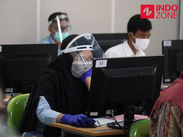 Ujian Tulis Berbasis Komputer Seleksi Bersama Masuk perguruan Tinggi Negeri (UTBK-SBMPTN), UTBK, SBMPTN, Universitas Negeri Jakarta, UNJ
