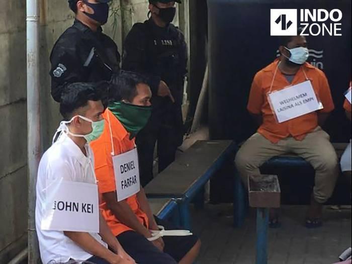 Rekonstruksi di PT Jakut, John Kei ke Anak Buah: Bisa Bawa Nus Kei ke Saya?