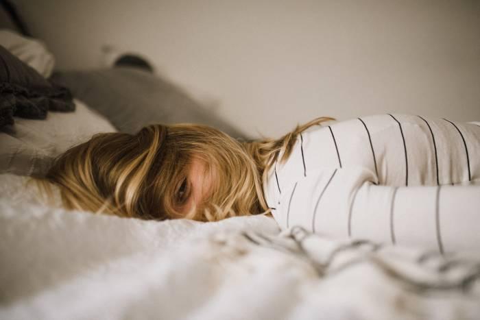 Ilustrasi gangguan tidur