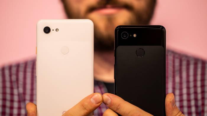 Smartphone Google Pixel 3 dan Pixel 3 XL