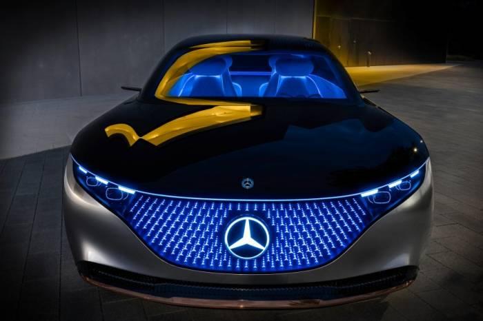 Mengenal Mercedes Benz Eqs Mobil Listrik Baru Milik Mercedes Yang Menjadi Saingan Tesla Indozone Id