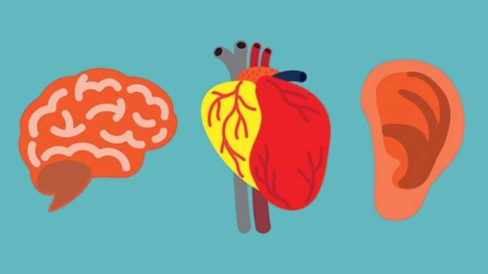 Ilustrasi komplikasi sindrom down