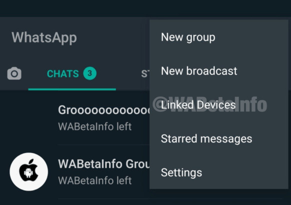 Fitur Linked Devices di WhatsApp