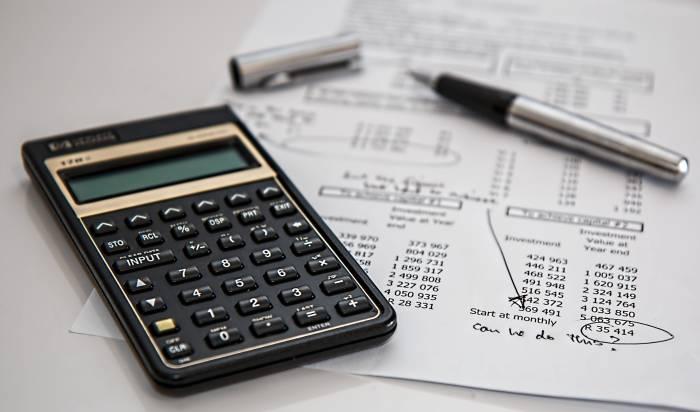 Ilustrasi anggaran bulanan