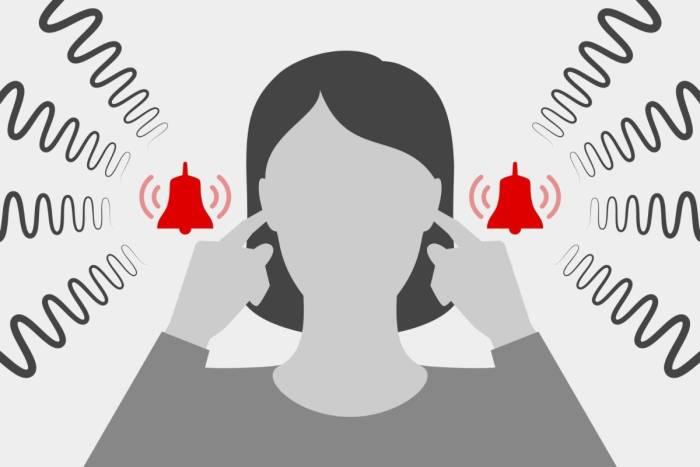 Ilustrasi penyebab tinnitus