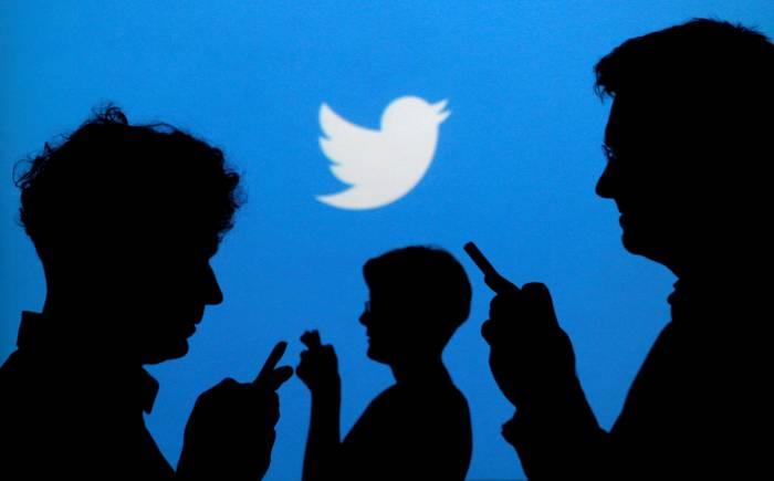 Ilustrasi logo sosial media Twitter