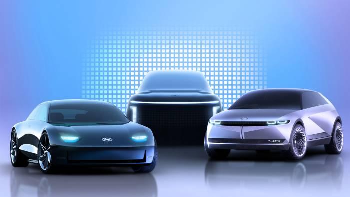Hyundai Ioniq 2025. (Supplied)