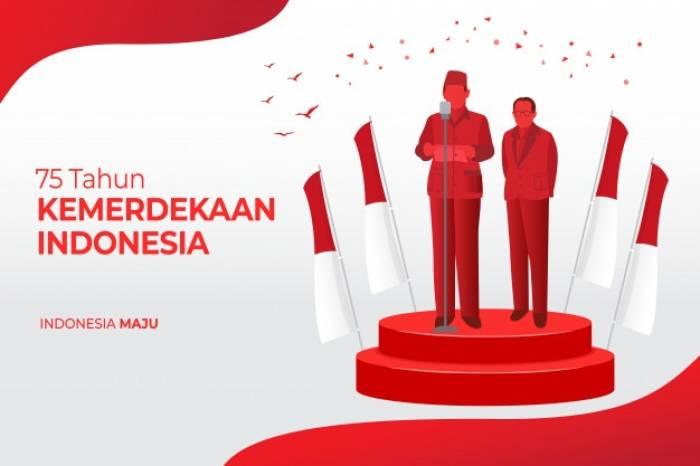 Kumpulan Ucapan Hari Kemerdekaan Indonesia 17 Agustus Dan Pantun Hut Ri Ke 75 Indozone Id