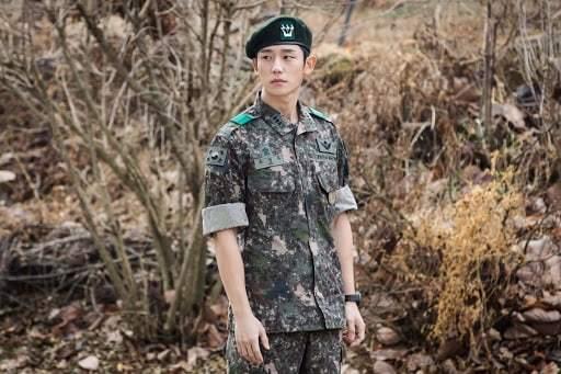 Jung Hae In dalam Prison Playbook. (Soompi)