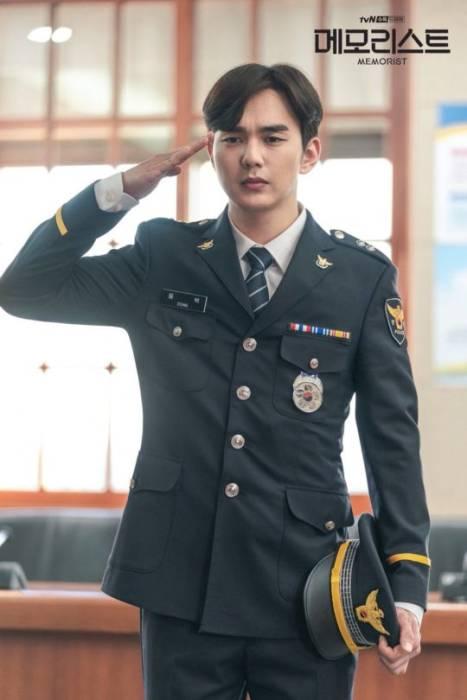 Yoo Seung Ho dalam Memorist. (Soompi)