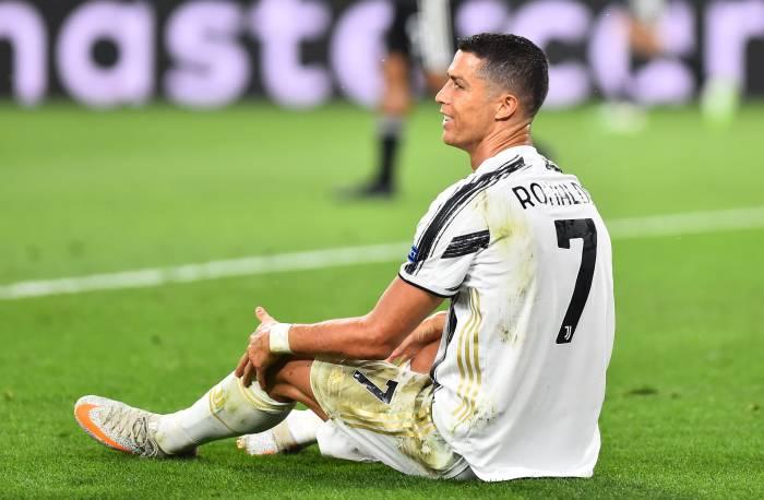 Megabintang Juventus, Cristiano Ronaldo. (REUTERS/Massimo Pinca)
