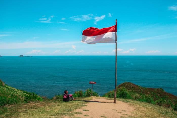 lagu wajib nasional Kemerdekaan Indonesia 17 Agustus Bagimu Negeri