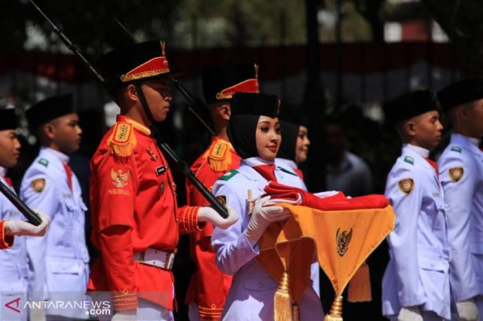 sejarah makna istilah Paskibraka Nasional Indonesia