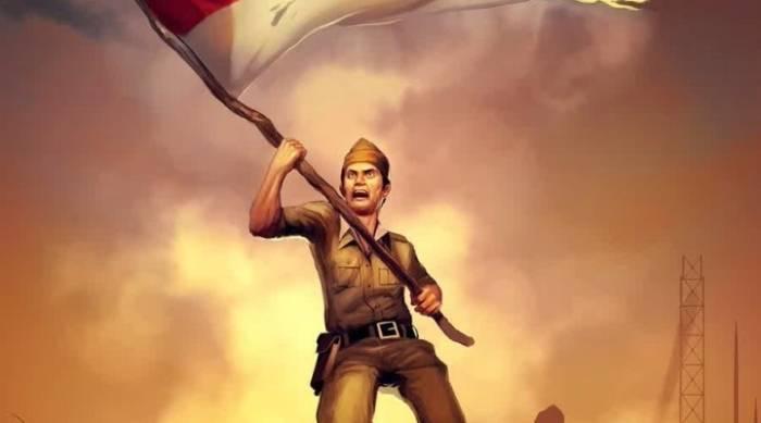 Gelora Indonesia merdeka kobarkan semangatmu