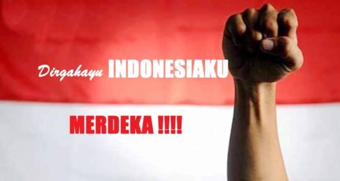Dirgahayu Indonesiaku, Merdeka