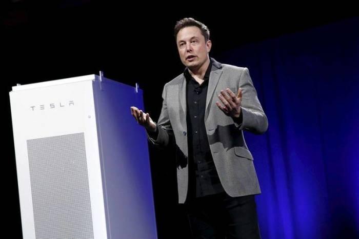 Chief Executive Officer dan pendiri Tesla, Elon Musk