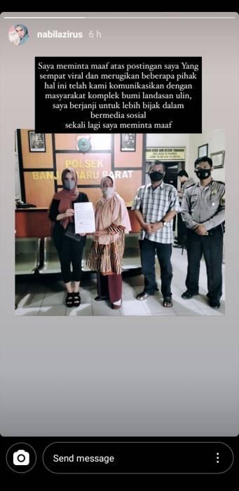 wanita pengunggah video rumah tak berpenghuni ditangkap polisi