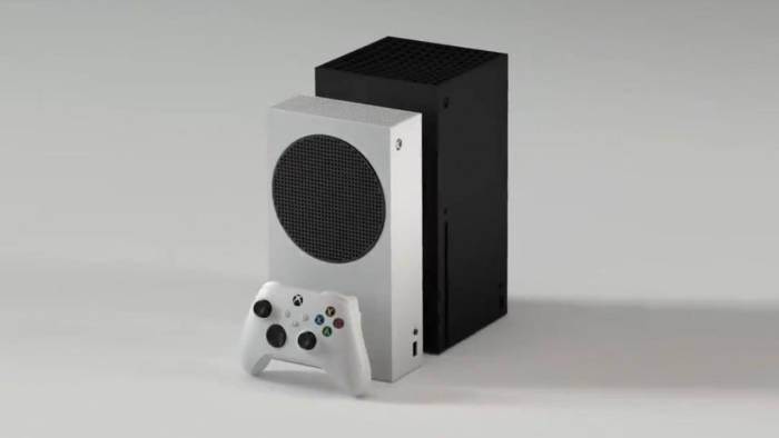 Bocoran penampilan console Xbox Series S