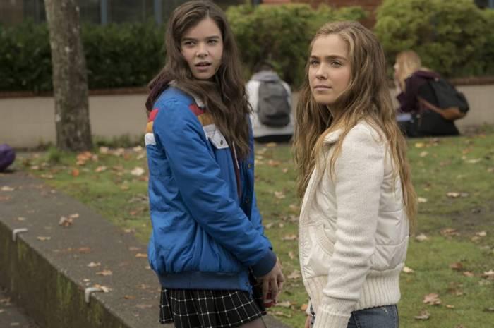 The Edge of Seventeen (2016) -  (Gracie Films)
