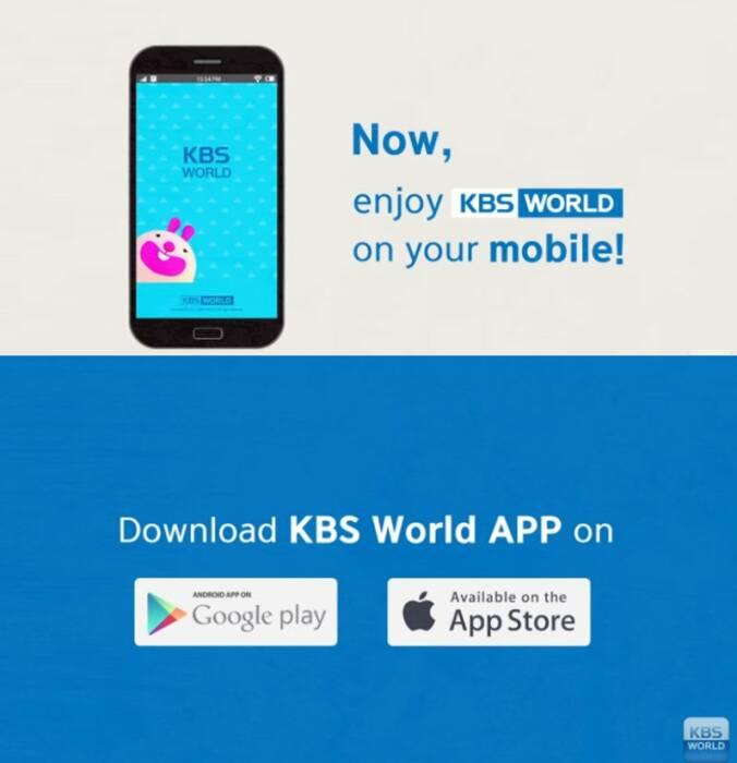 aplikasi streaming nonton drama Korea gratis KBS World