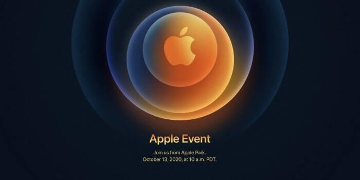 Undangan peluncuran iPhone 12 Series di tanggal 13 Oktober 2020