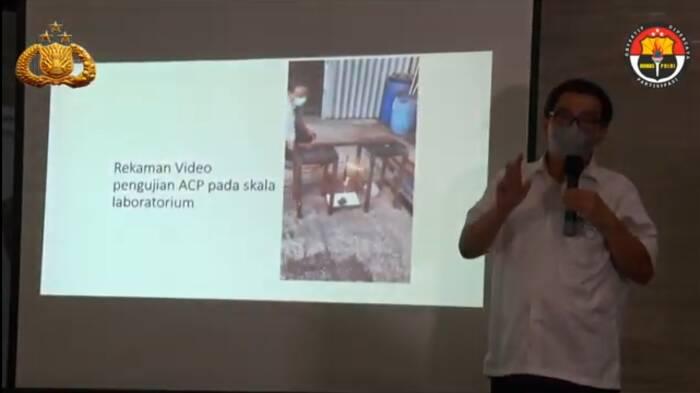 Mengenal ACP yang Jadi Sarana Kebakaran Hebat Kejagung Selain