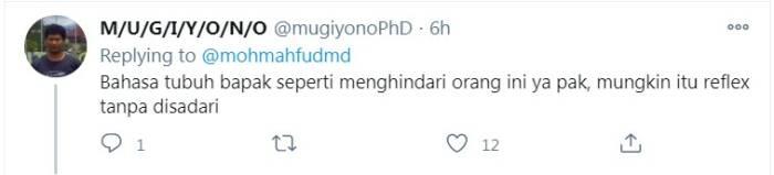 Mahfud MD bertemu Gatot Nurmantyo