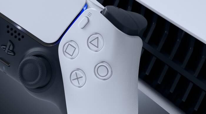 Console DualSense di PlayStation 5