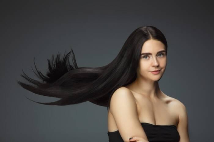 rambut sehat