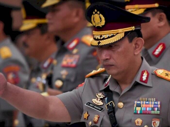 Kabareskrim Mabes Polri Komisaris Jenderal Pol Listyo Sigit Prabowo. (Antara/Nova Wahyudi)