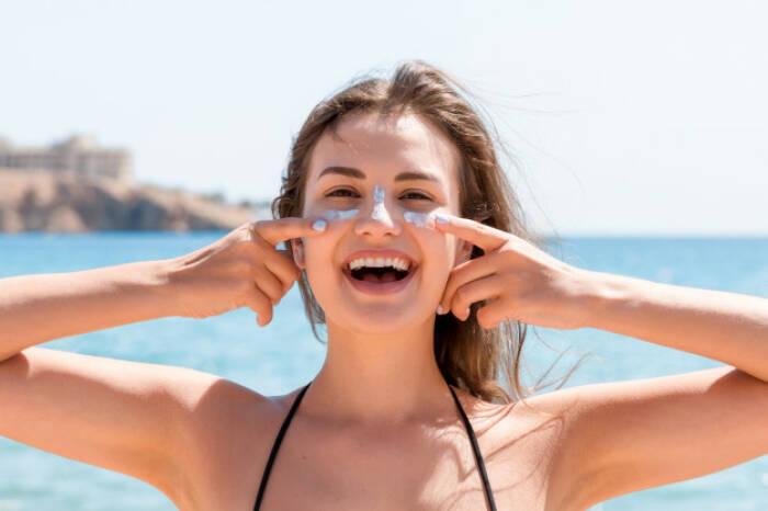 cara mengecilkan pori pori wajah