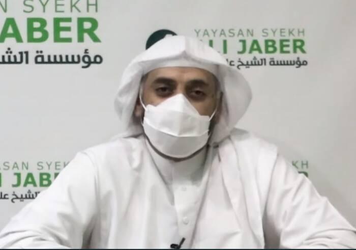 Syekh Muhammad Jaber. (Youtube/Syekh Ali Jaber)